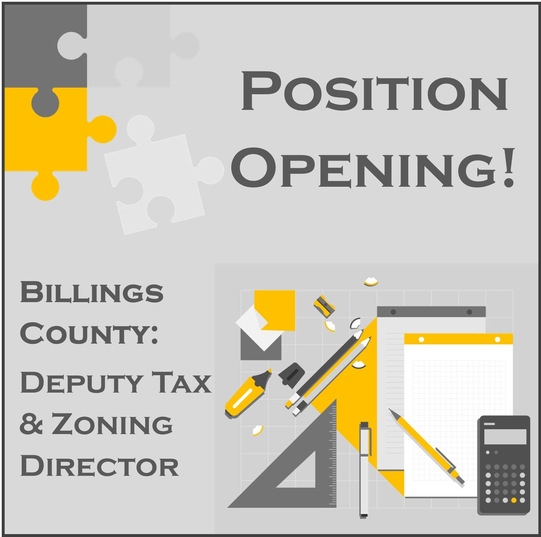 Image Deputy Tax Position Opening