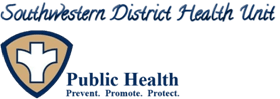 Southwestern District Health Unit Website